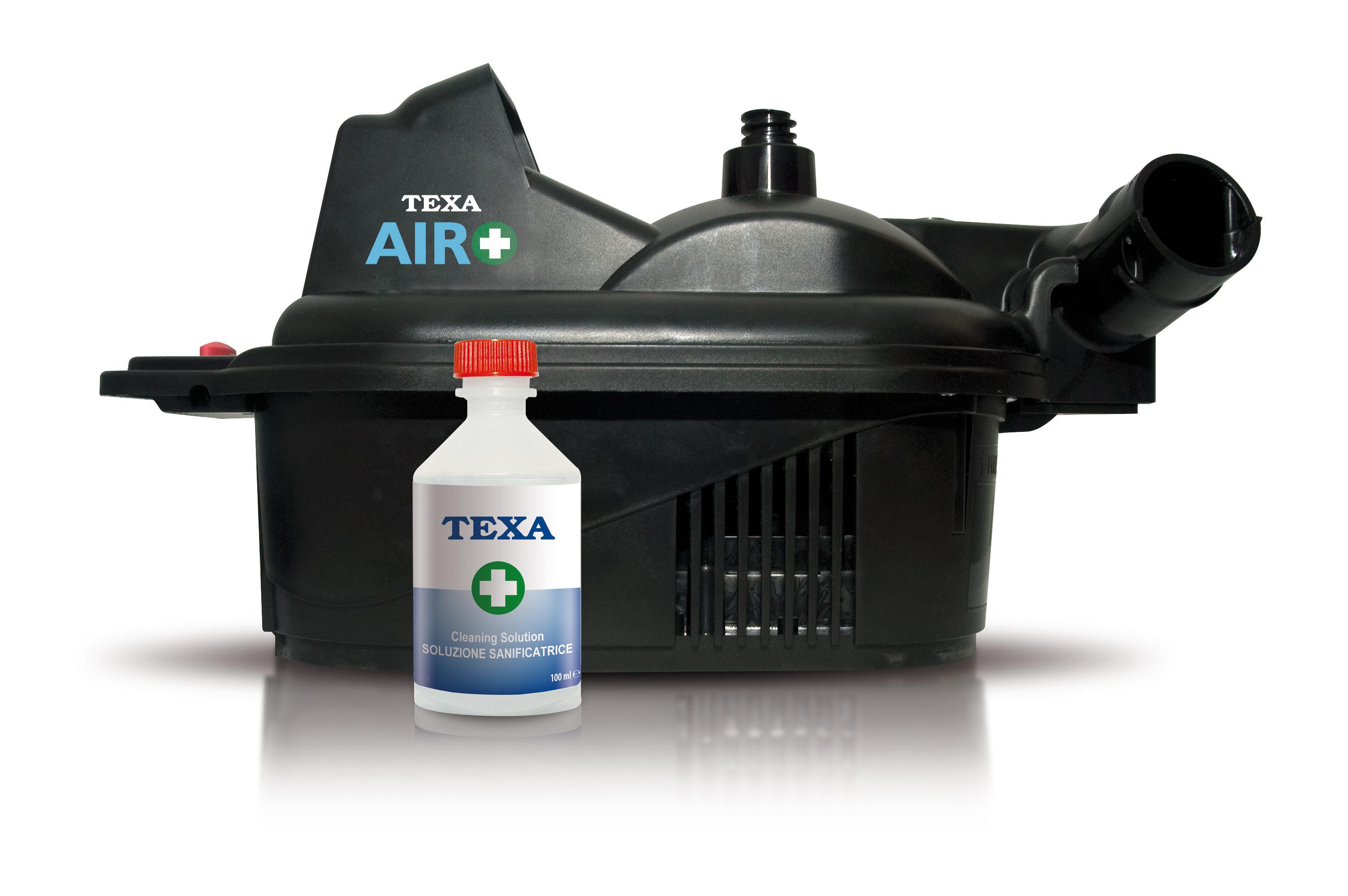 Оборудование для дезинфекции и очистки автокондиционеров