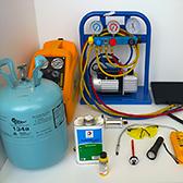 Готовые комплекты оборудования для заправки кондиционеров