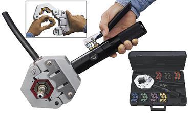 Кримперы, инструмент для изготовления трубок