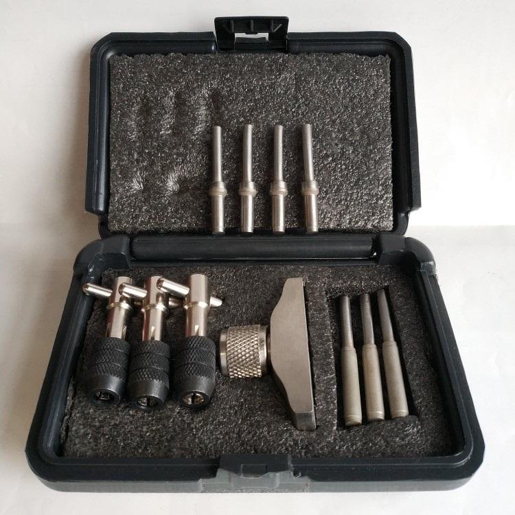 Притиры, развертки, плиты для ремонта седла и геометрии клапана насос-форсунок EUI и насосных секций EUP