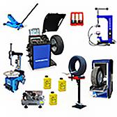 Готовые комплекты оборудования для открытия шиномонтажа
