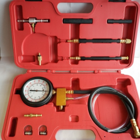 HS-A1211 (TU-112)  Манометр измерения давления топлива через порт Шредера.