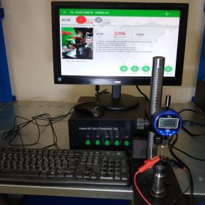 Компьютерный комплекс для сборки, ремонта и точной регулировки форсунок Common Rail Bosch и Denso